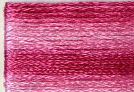 Seasons Embroidery Thread SE80 8006 LT PINK VARIEGATED