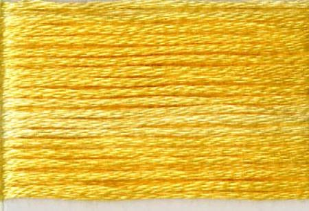 Seasons Embroidery Thread SE80-8027 LT YELLOW VARIEGATED