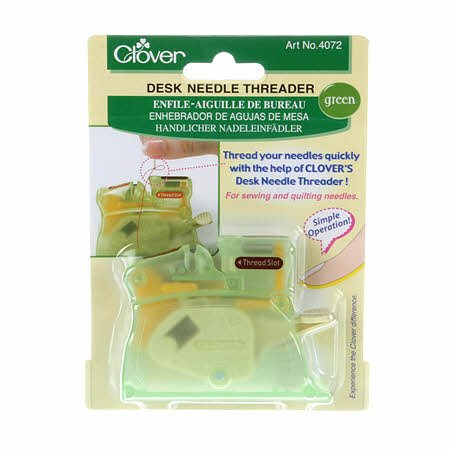 Clover 4055  & 4072 Desk Needle Threader