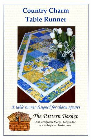Country Charm Table Runner by The Pattern Basket