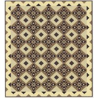 Coach House Designs Vintage Lace Quilt Kit