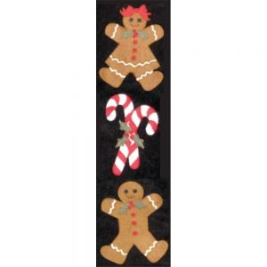 Artsi2 Gingerbread & Candy Canes Laser Cut Ornament Kit