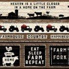 Clothworks Farmhouse Life Y2532-11 Light Khaki Farm Stripe