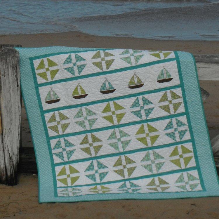 Zoe Clifton Designs Sleepy Sails Pattern