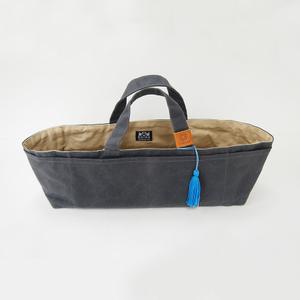 Cohana Waxed canvas work bag