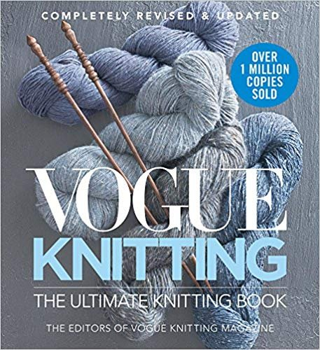 vogue knitting ultimate knit book