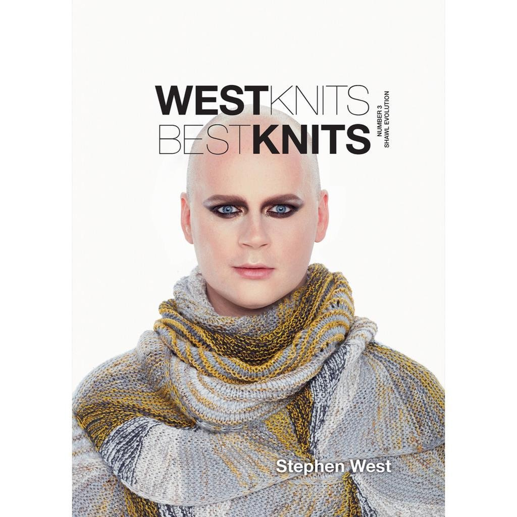 West Knits Best Knits vol 3, Shawl Evolution