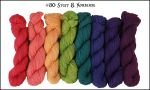 Wonderland Mini Skein pack Mary Ann 8 pack