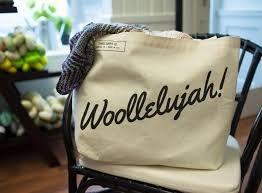 Fringe Supply Wollelujah tote bag