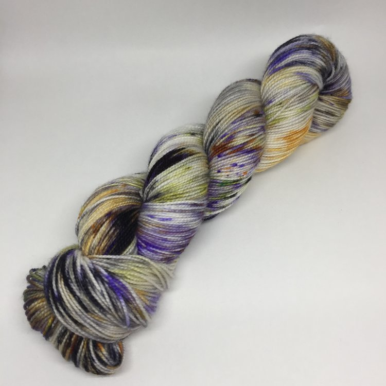 Twisted Owl Lux Sock