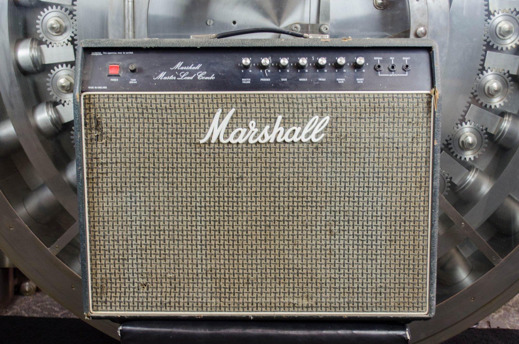 Marshall Master Lead Combo 2x12