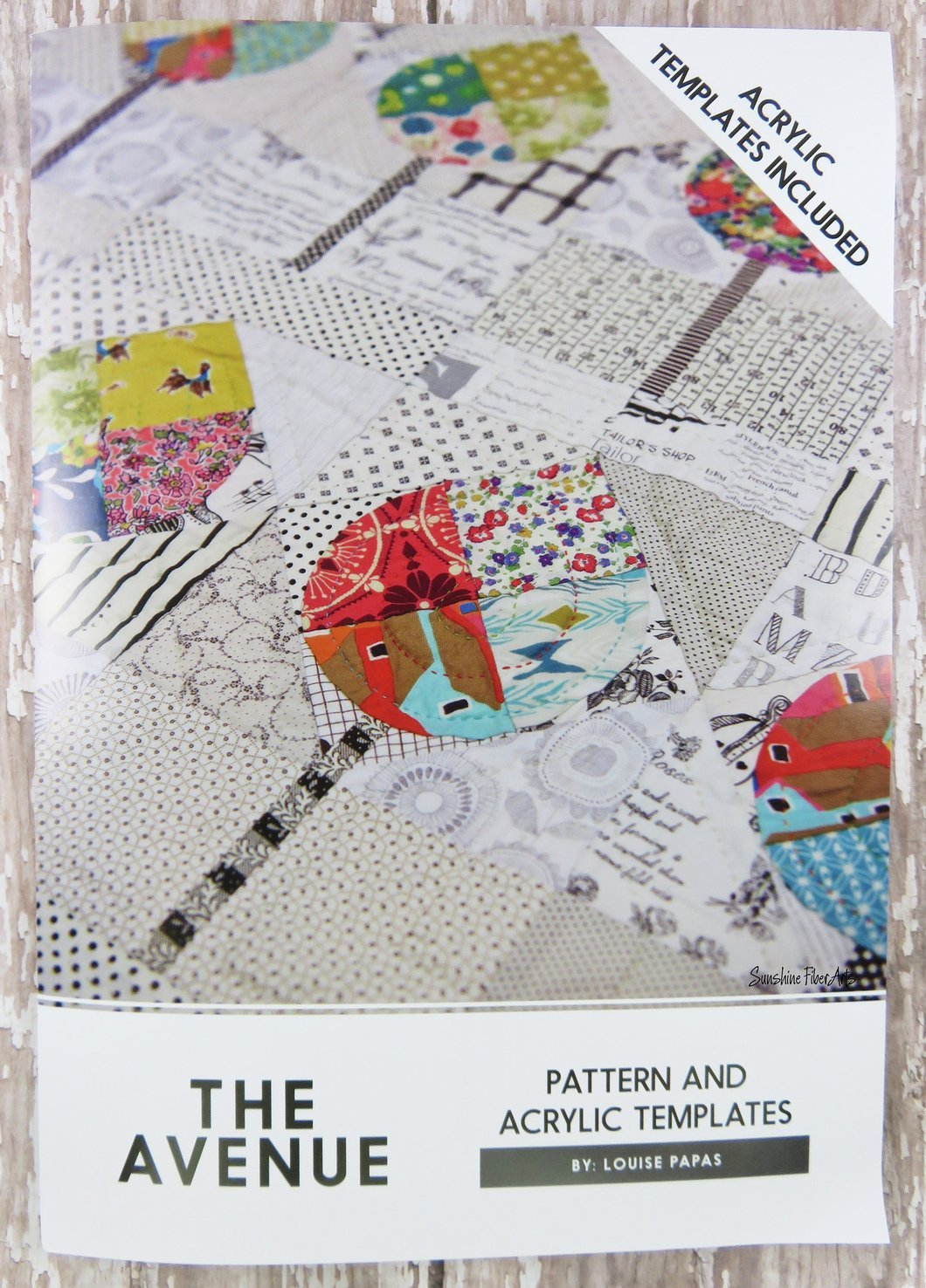 The Avenue Templates & Pattern