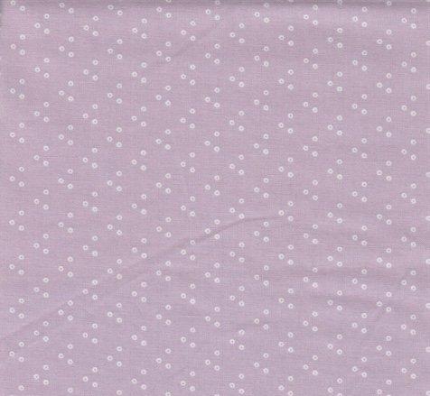 Dot Mania- three dots, rose