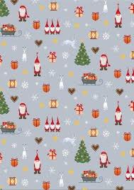 Tomten festive fun on grey