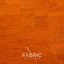 Cork Fabric - Pumpkin 36