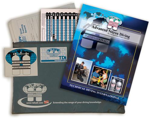 TDI Advanced Nitrox and Decompression Procedures