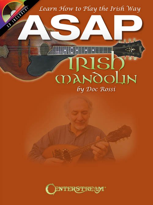 ASAP Irish Mandolin W/CD - Learn To Play The Irish Way