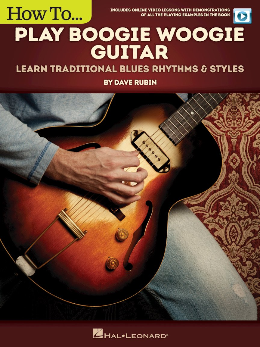 How to Play Boogie Woogie Guitar