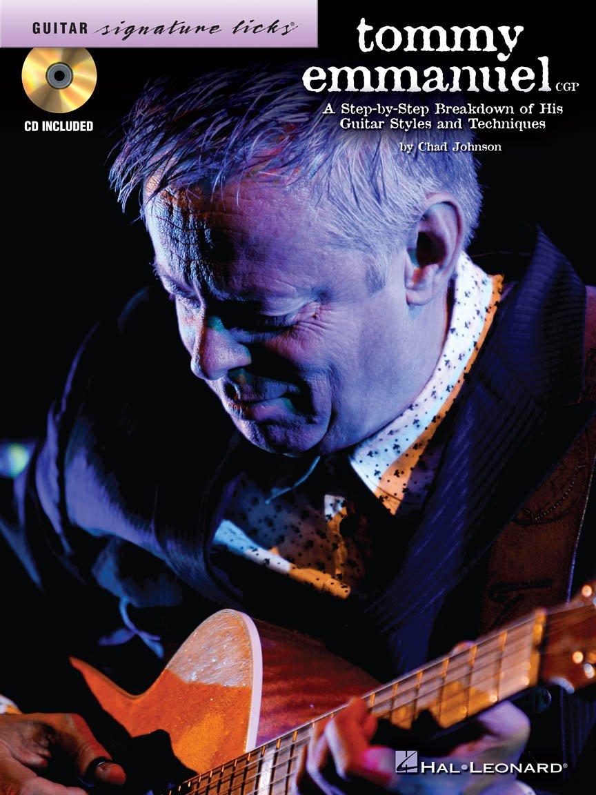 Guitar Signature Licks - Tommy Emmanuel