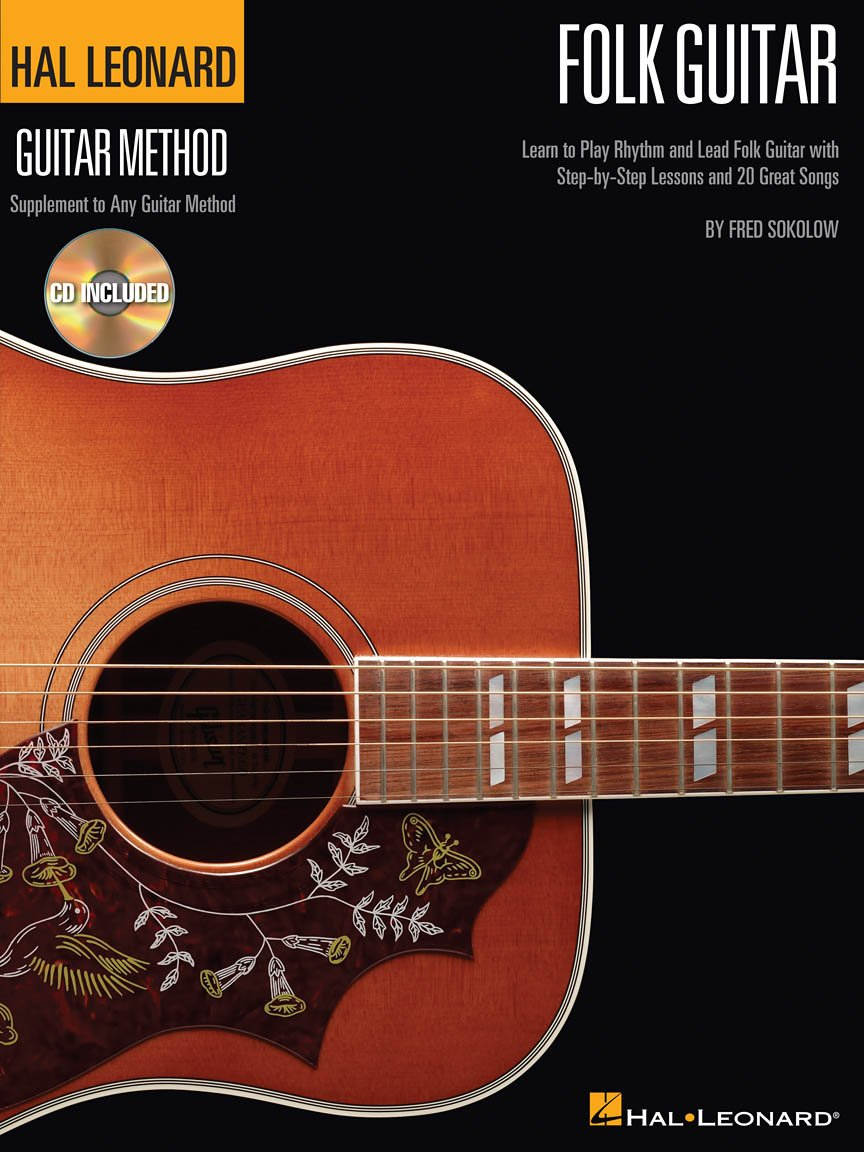 Folk Guitar Method Book