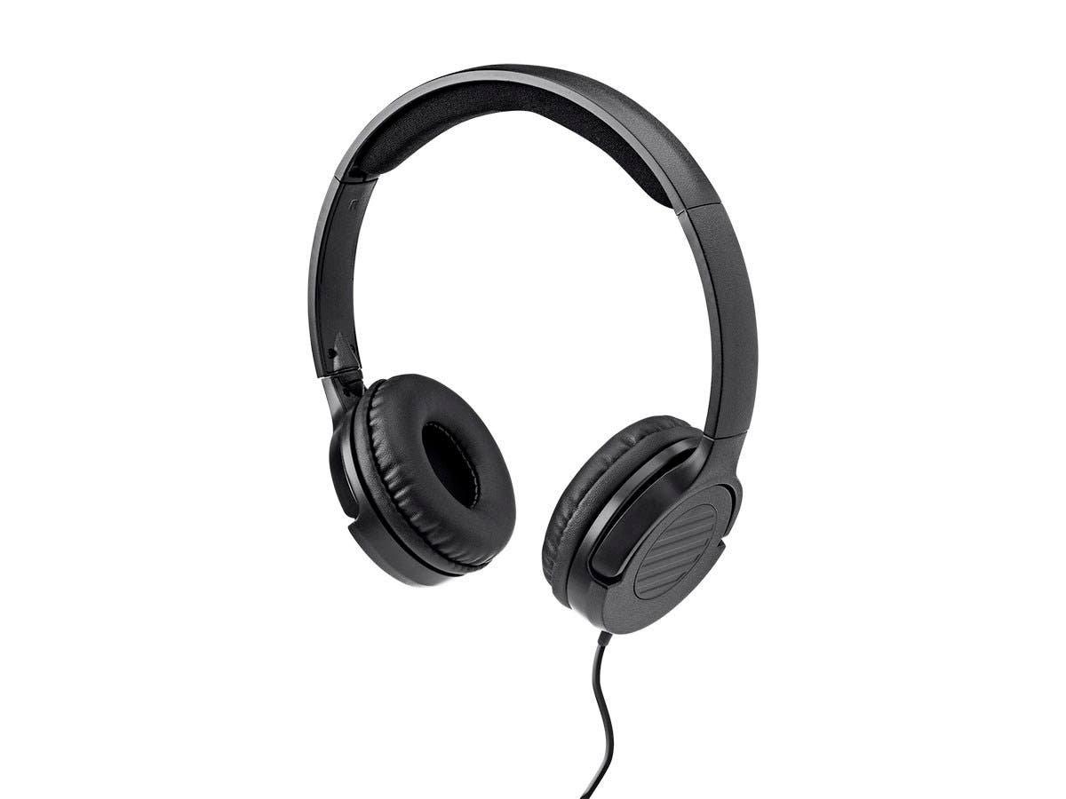 Monoprice Hi-Fi Lightweight On-Ear Headphones
