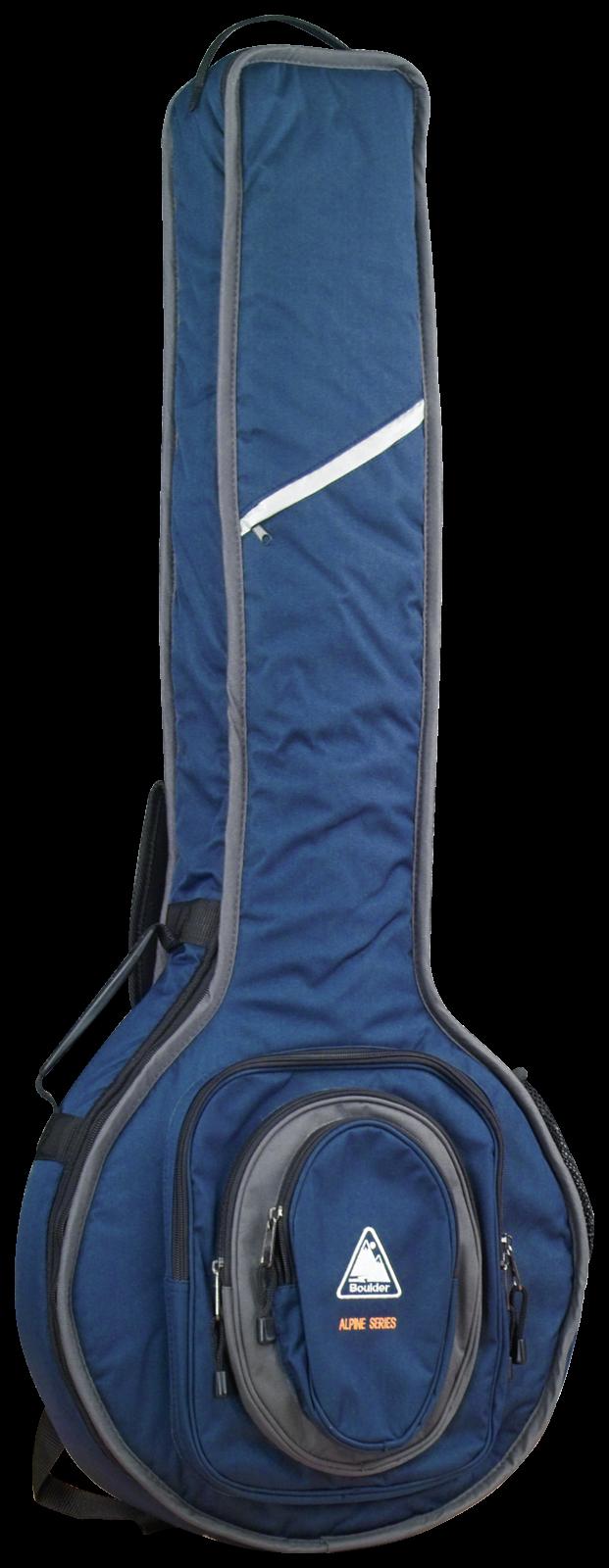 Banjo Reso BOULDER BAG - ALPINE SERIES - BLUE