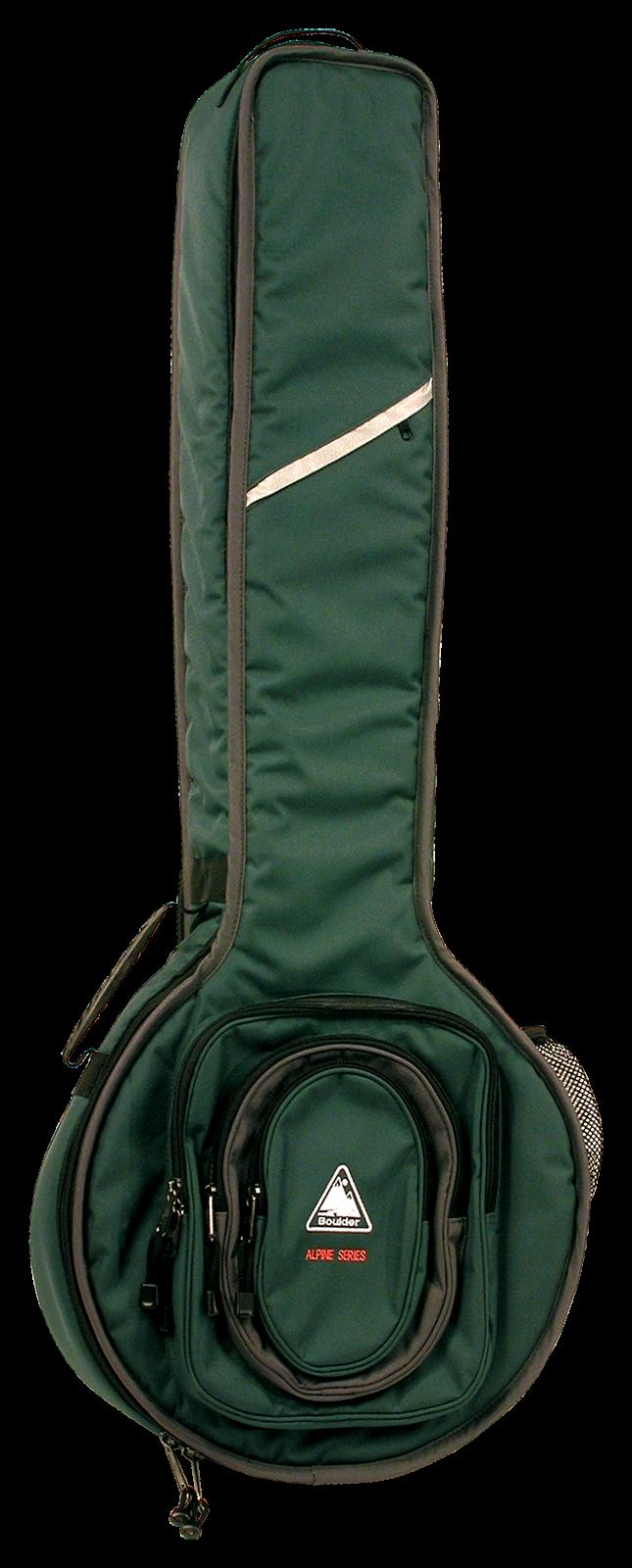 Banjo Reso BOULDER BAG - ALPINE SERIES - GREEN