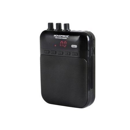 Monoprice 5-Watt Guitar Amplifier Portable Recorder and USB Audio Interface