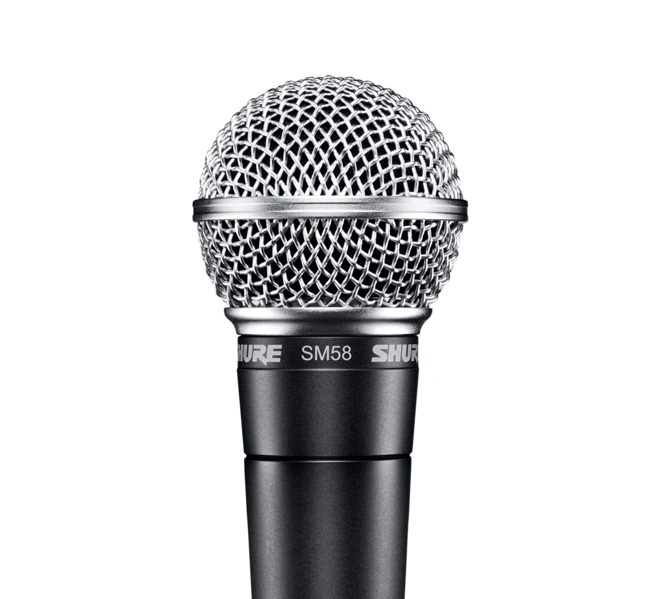 Shure SM58 Cardioid Dynamic Vocal Mic