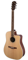ACOUSTIC AC220CE DREADNAUGHT EASTMAN GUITAR