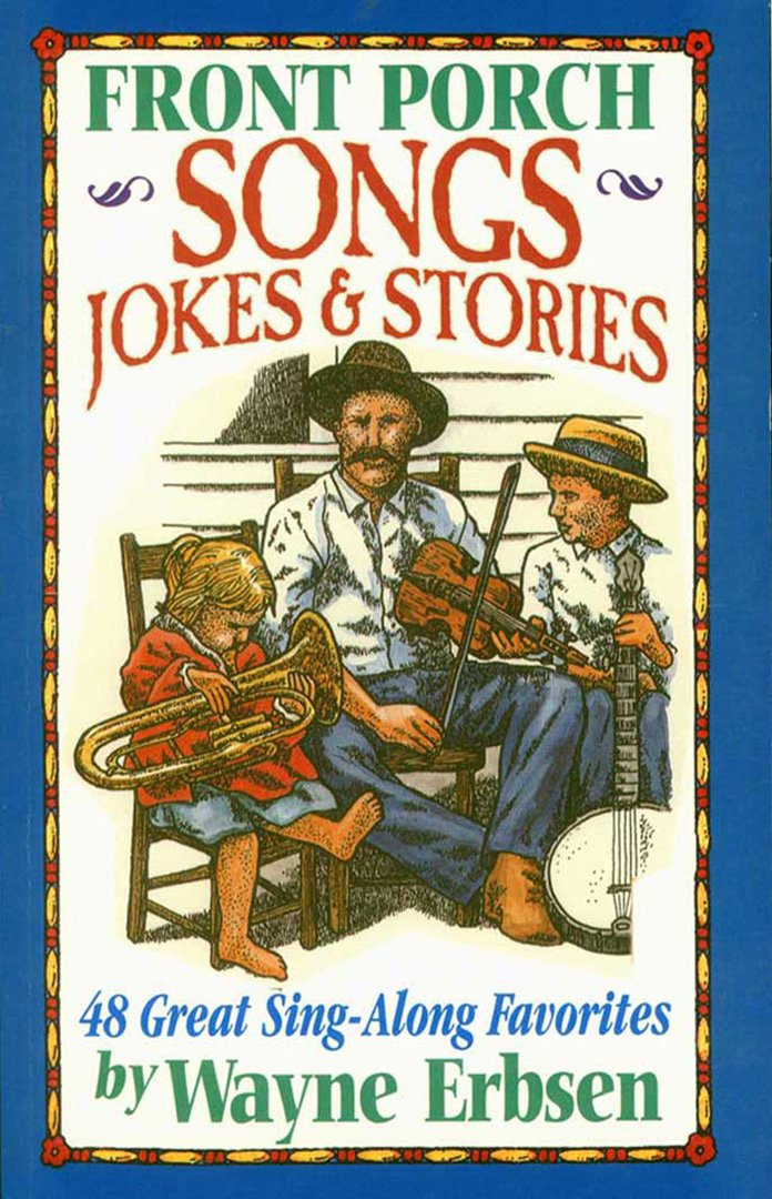 Front Porch Songs, Jokes & Stories - Book