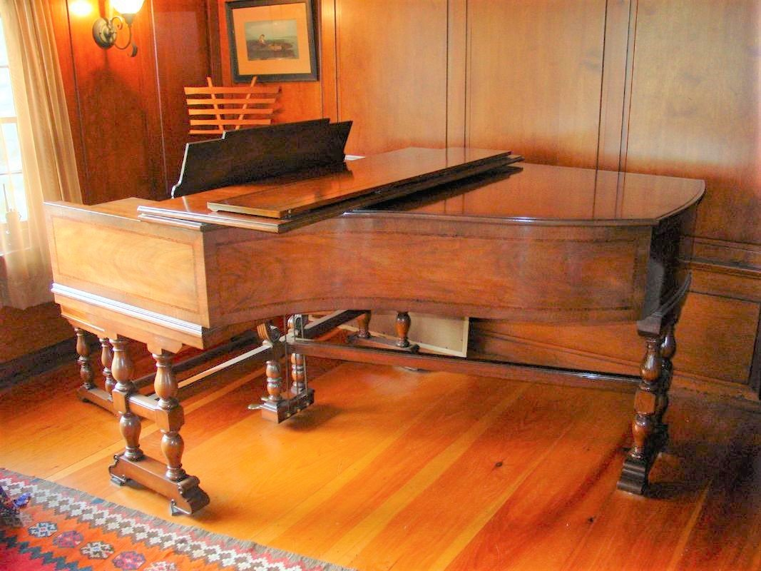 1920s Steinway & Sons Model L Grand Piano Serial # 272766