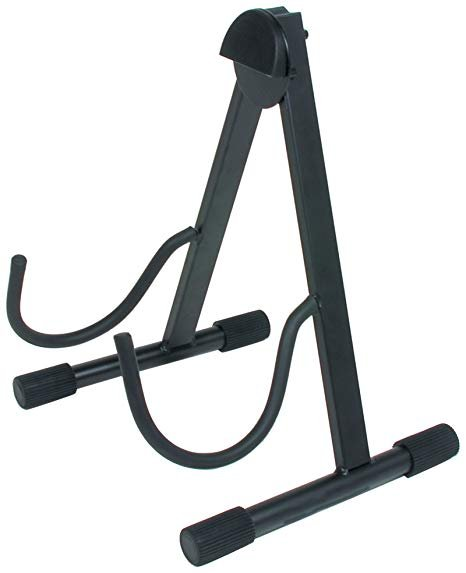 Quiklok GS437 Foldable Acoustic Guitar A-Frame Stand