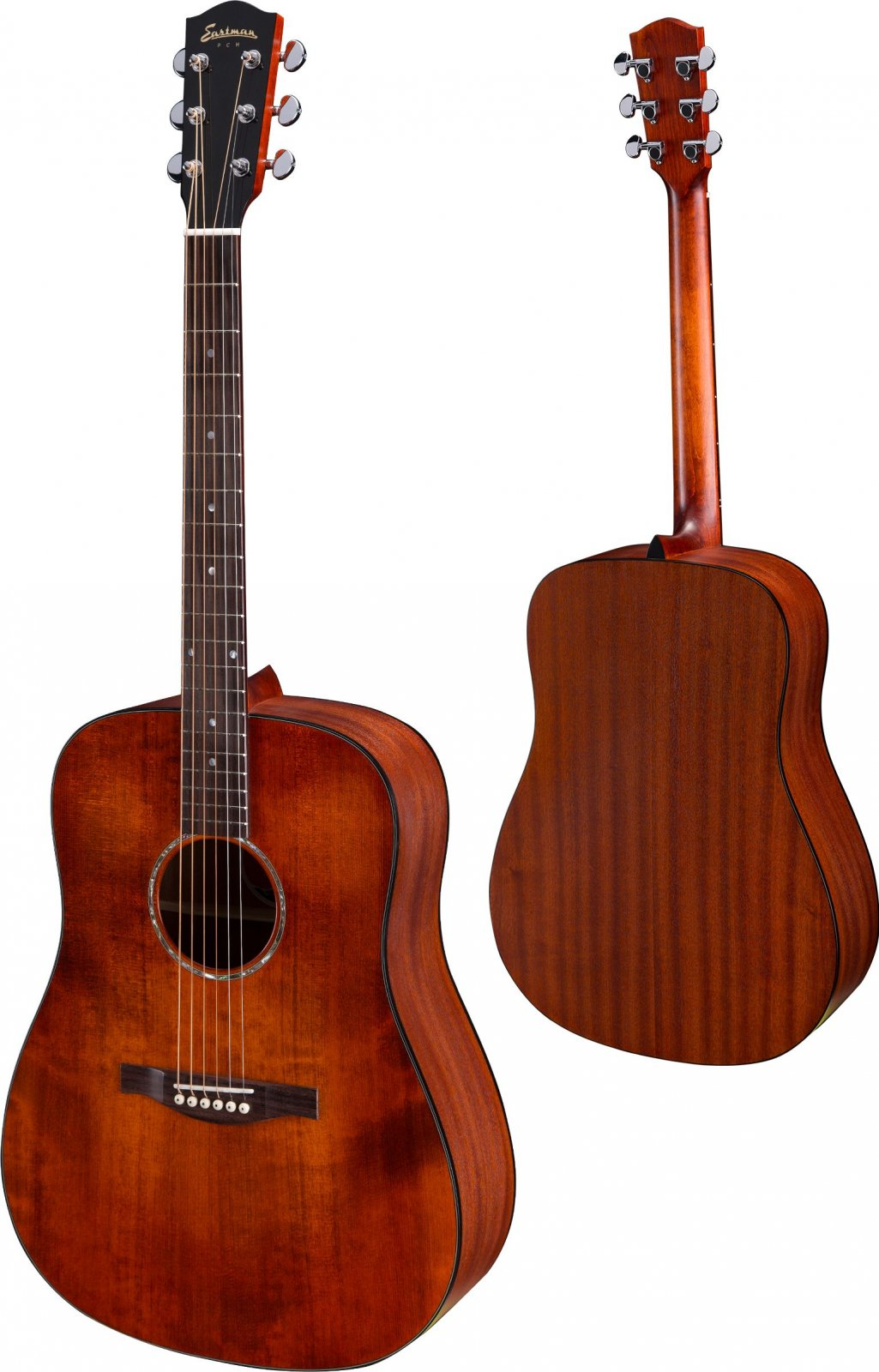 Eastman Pacific Coast Highway Dreadnought PCH1-D - CLA