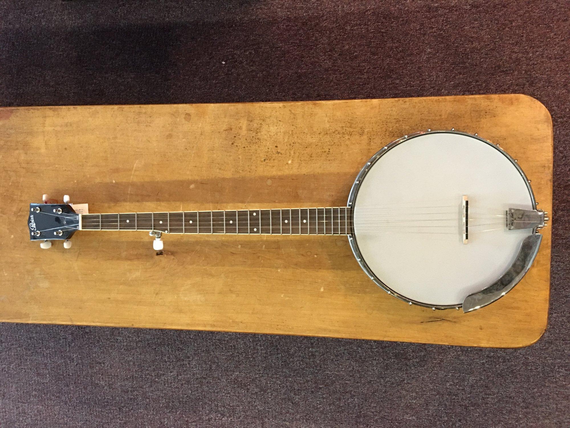 Rover RB-20 Open Back 5-String Banjo
