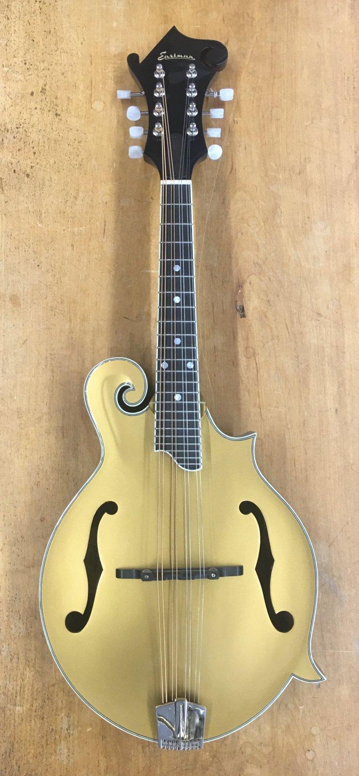 Eastman MD415-GD F-Style Mandolin