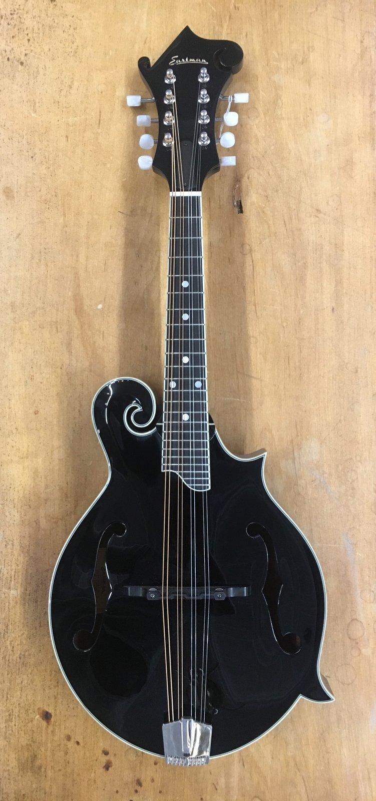 Eastman MD415-BK F-Style Mandolin