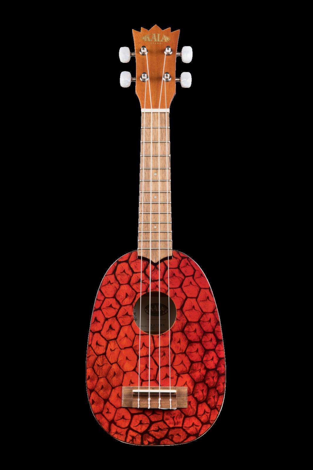 Kala KA-PSS Soprano Pineapple Ukulele