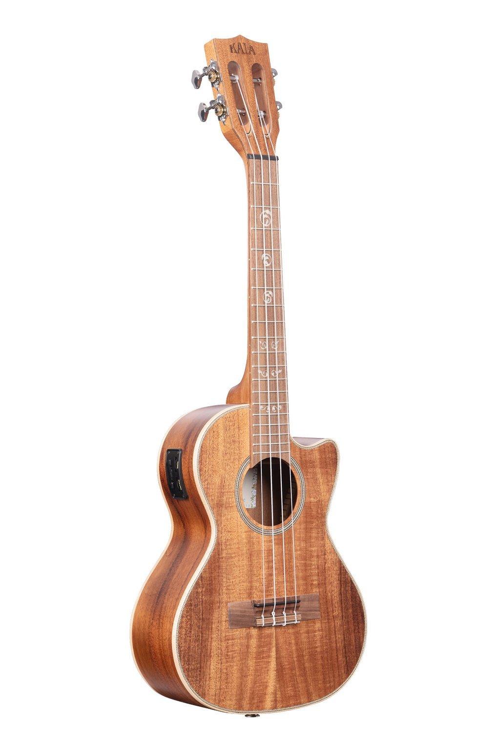 Kala SOLID ACACIA Tenor W/EQ Pre-amp & Pickup