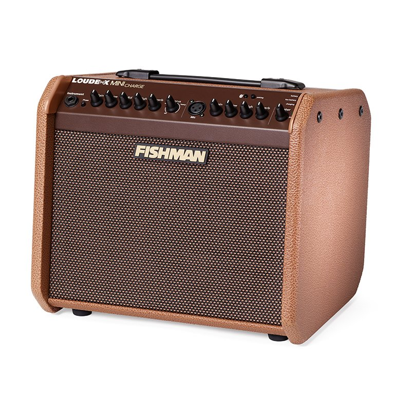 Fishman Loudbox Mini Charge Amplifier - PRO-LBC-500