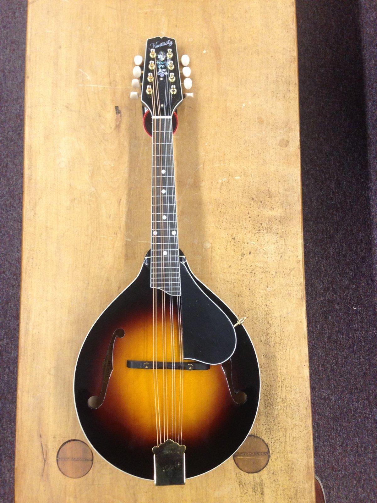 Kentucky Mandolin A-Model KM-500