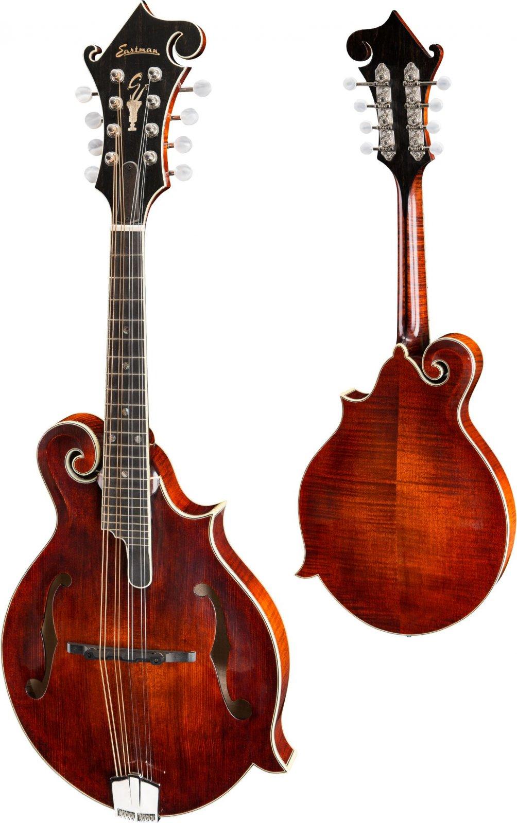 F-Style MD815  Eastman Mandolin