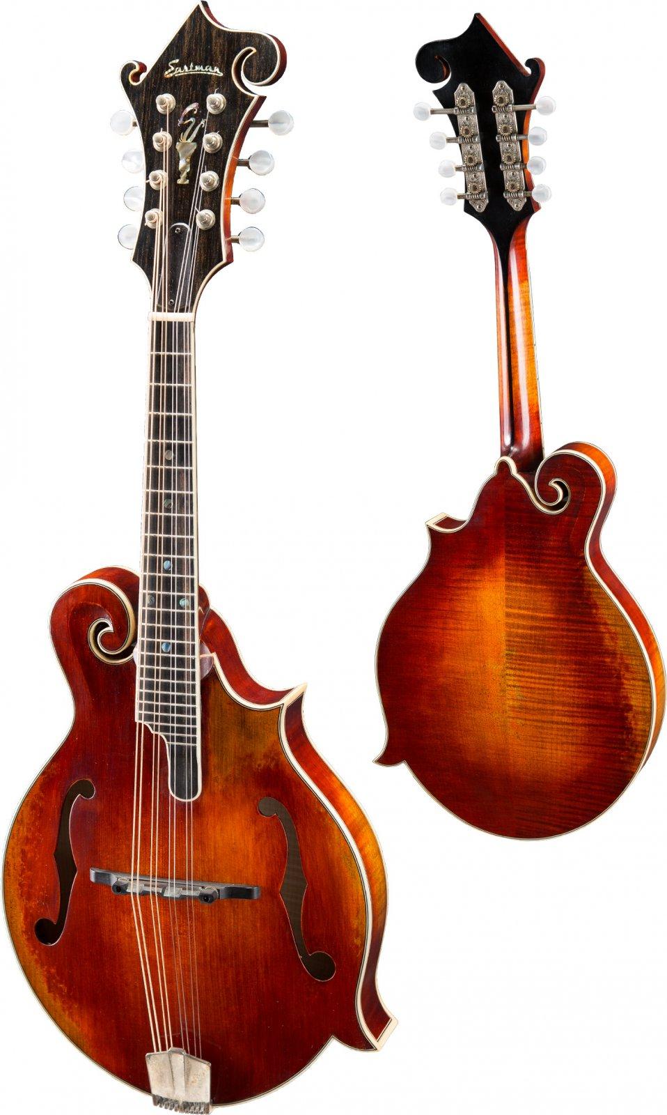 F-Style MD815/v  Eastman Mandolin