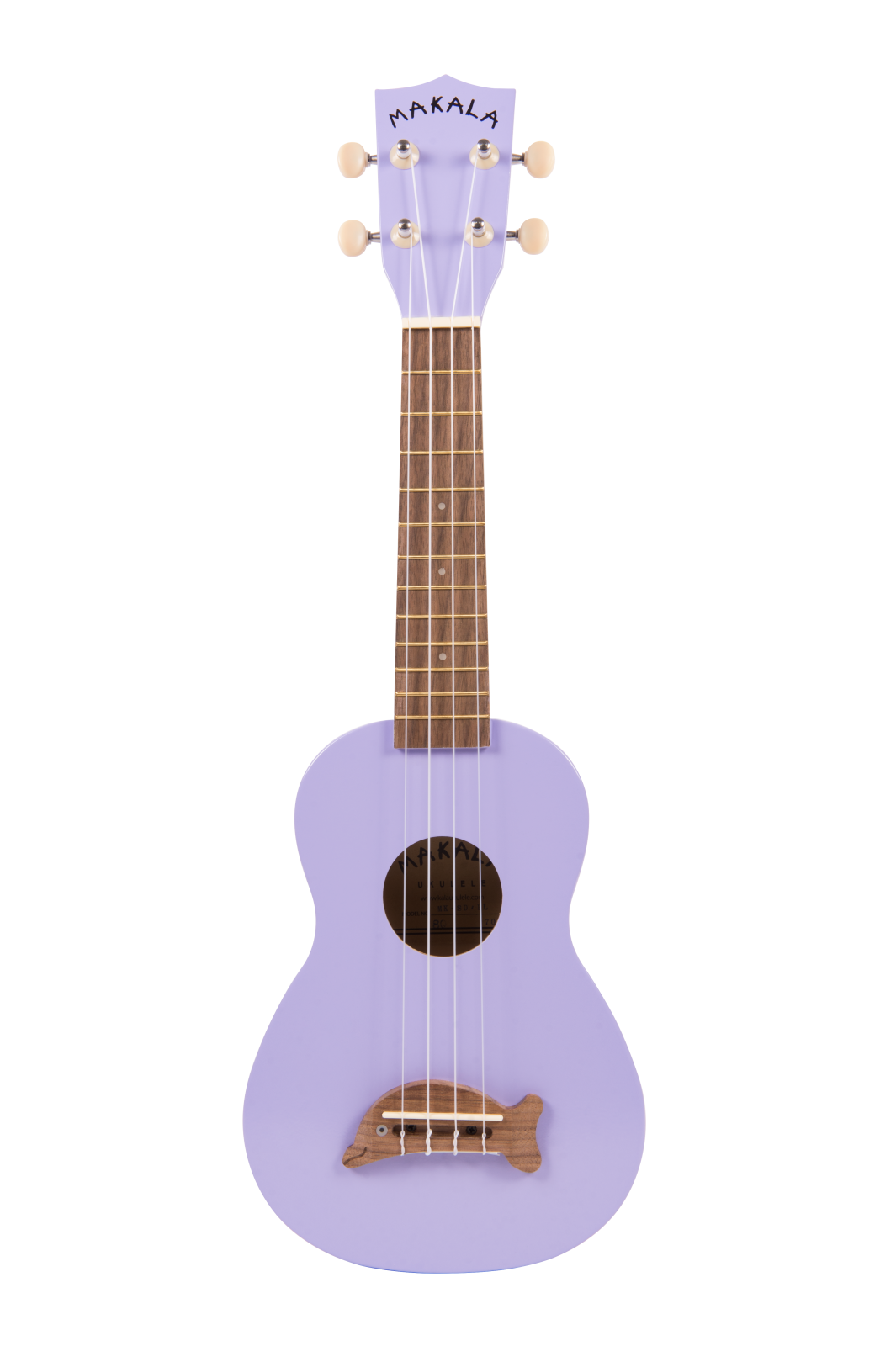 Makala  DOLPHIN Purple - Soprano Uke