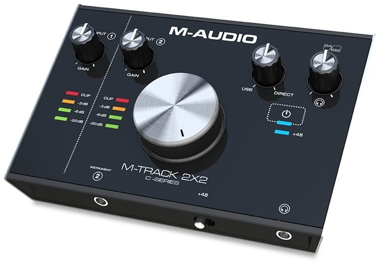M-Audio M-Track 2X2 USB Interface
