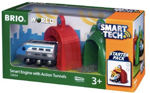Brio Smart Engine w/Action Tunnels`