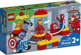 Duplo Super Heros Lab