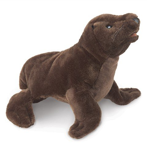 Baby Sea Lion Puppet