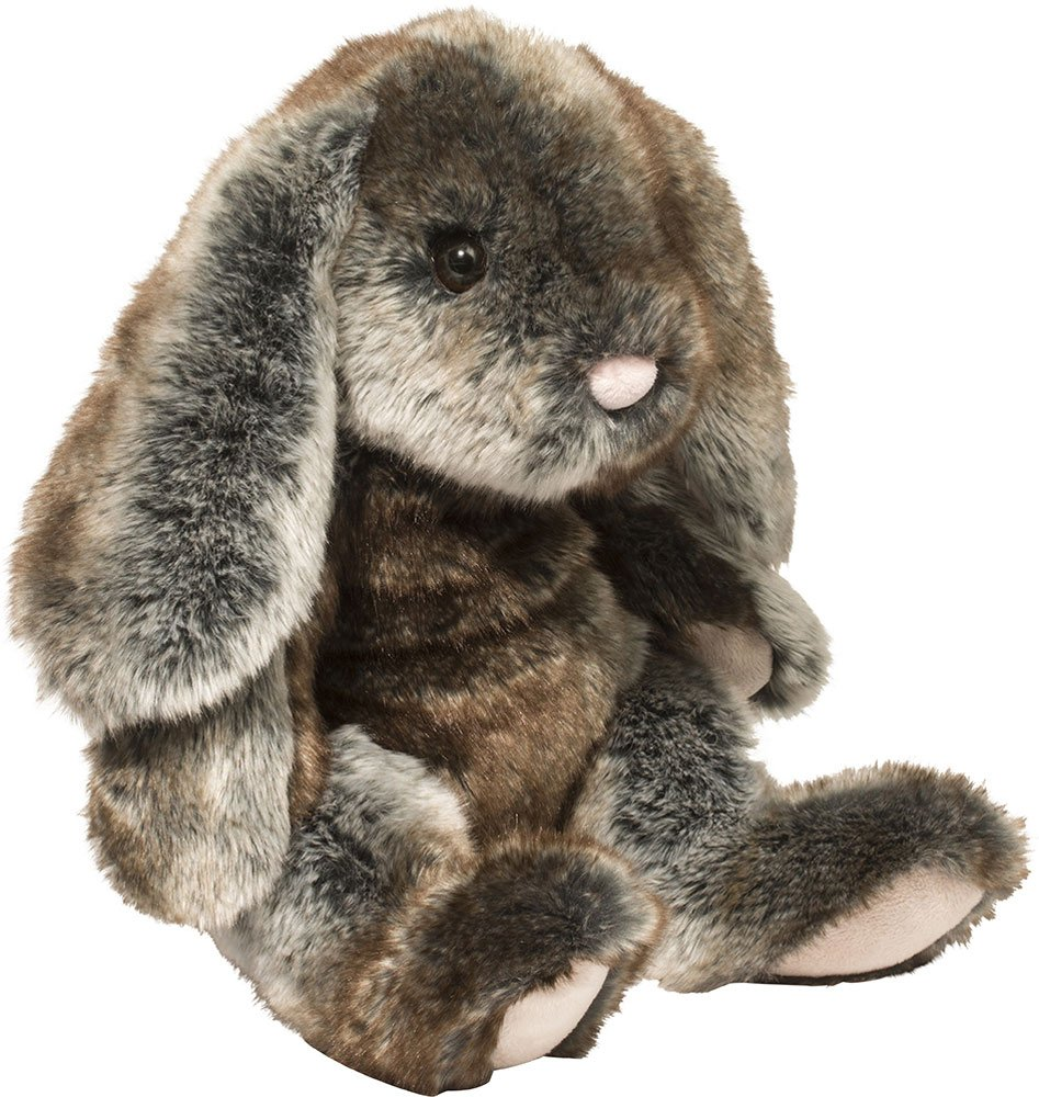 LUX Gray Bunny