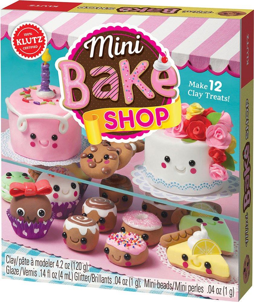 Mini Bake Shop Book